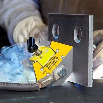 a welder magnet