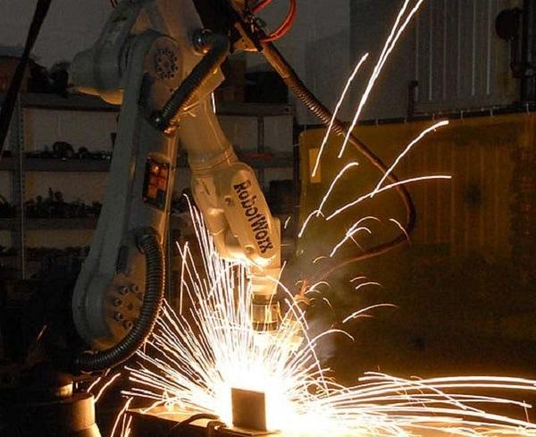 Robotics welding