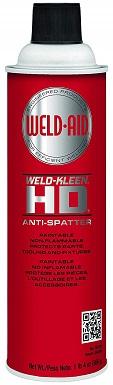 Weld-Aid Weld-Kleen Heavy Duty Anti-Spatter Liquid