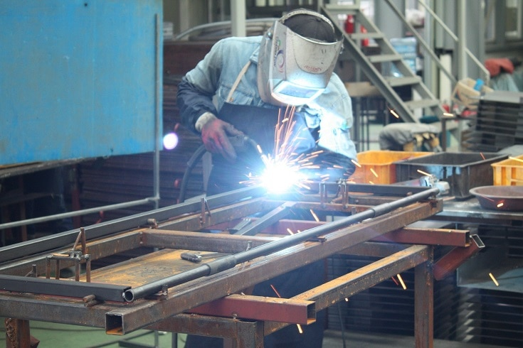 High paying welding jobs