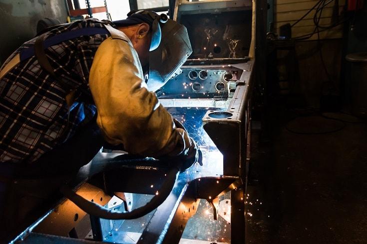 Highest Paid Welding Job