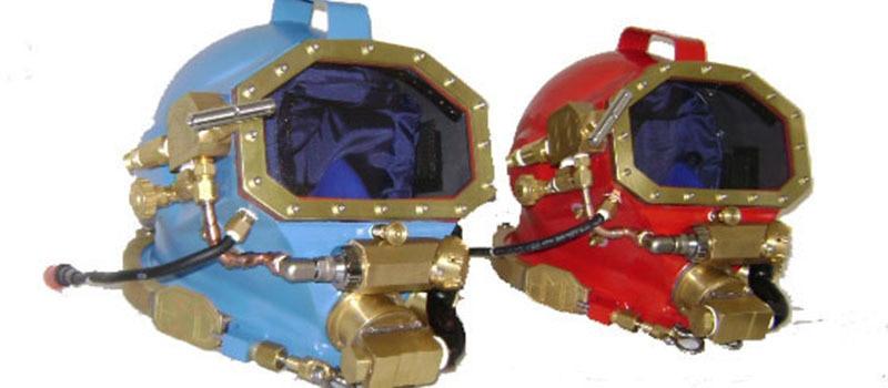 Bronze_Diving_Helmets