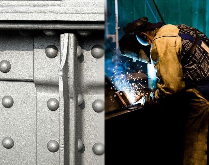 Riveting vs Welding - pixabay_pixabay