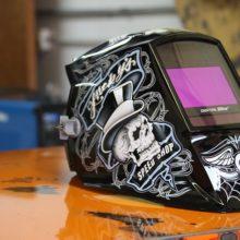 auto darkening helmet