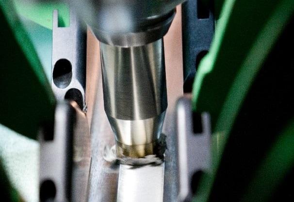 Friction stir welding_up close