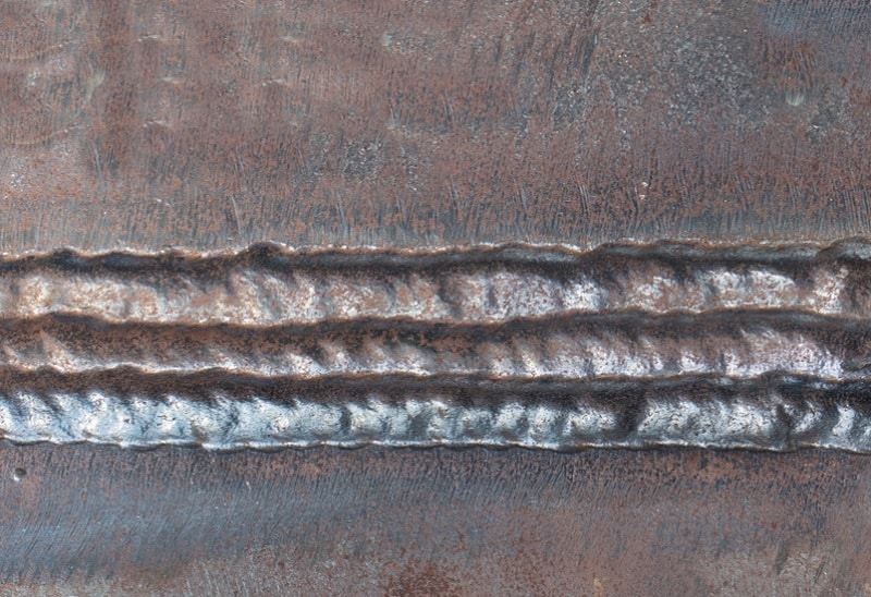 Weld by flux core arc welding_Shutterstock_High Simple