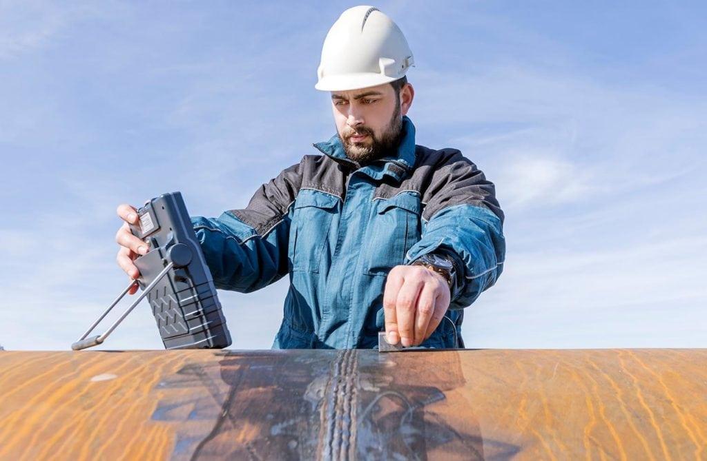 welding inspector