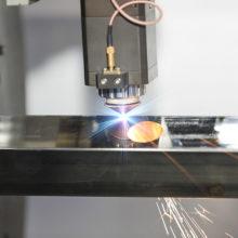 laser welding machine cutting metal