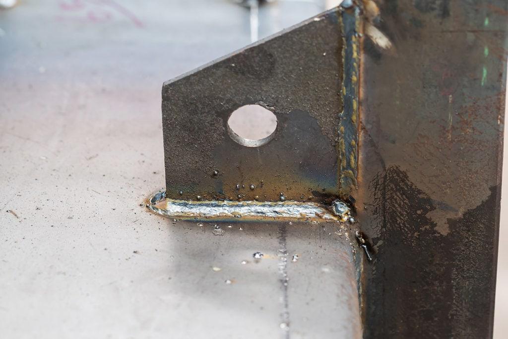 welding spatters
